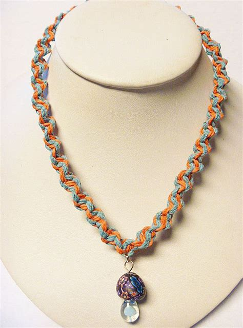 Handmade Hemp Necklaces - 329 best images about handmade hemp necklaces on