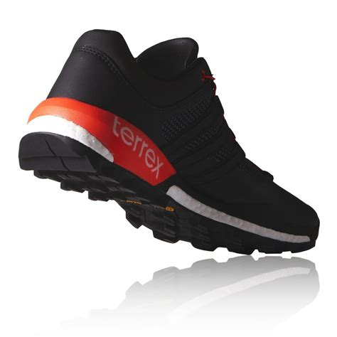 Adidas Terrex Boost Pria Sepatu Sneakers Running Sport Casual Pria adidas terrex boost mens black trail outdoors running sports shoes trainers ebay