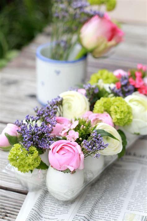 fiori pasquali uova di pasqua fai da te