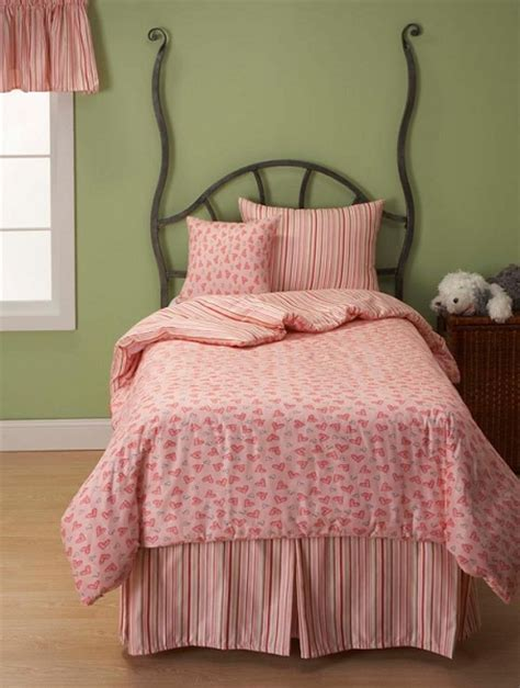 twin size bedding sets sweet hearts twin size bedding set