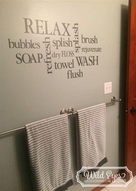 decals for bathroom 25 best ideas about bathroom wall decals on pinterest ps i love you wall decals