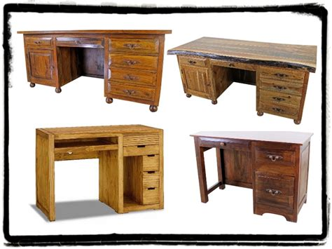 Rustic Office Furniture Inspiration Yvotube Com Rustic Office Desks