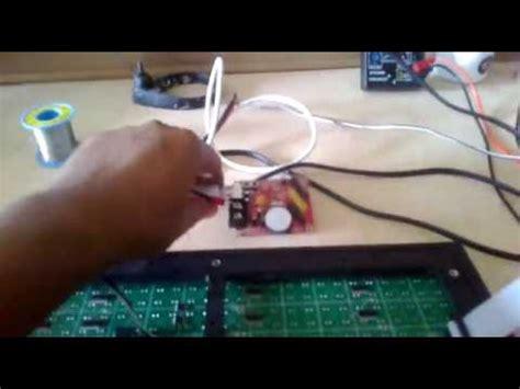 membuat quadcopter dengan arduino cara memprogram led matrix indoor funnydog tv
