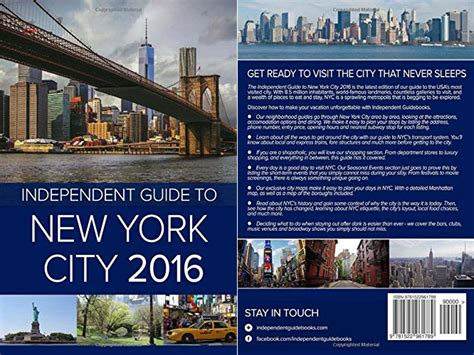 new york travel guide review independent guidebooks review