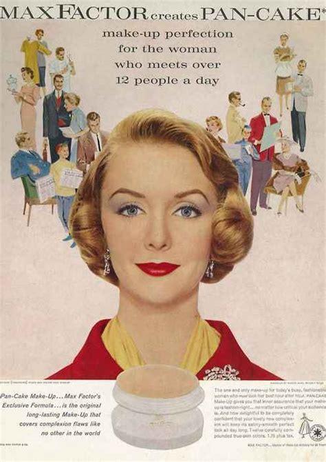 conquest vintage cosmetics advertisements