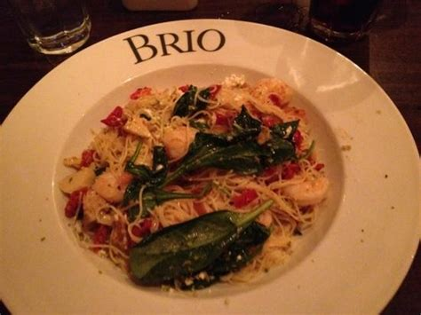 brios restaurant southlake tx shrimp verduta at brios at southlake picture of brio