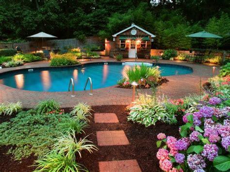 beautiful backyard pool for the home pinterest traumgarten erstaunliche bilder archzine net