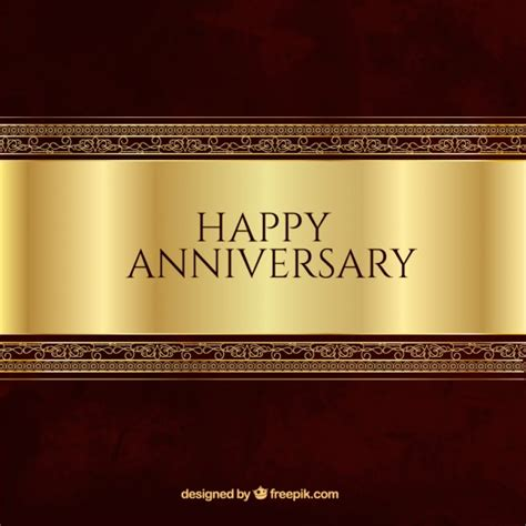backdrop design for wedding anniversary ornamental happy anniversary background in antique style