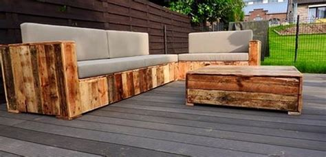 Beautiful Pallet Wood Patio Furniture Pallet Ideas Wood Pallet Patio Furniture