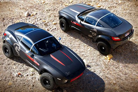 off road mustang ford mustang baja concept redneck raptor or perfect pony