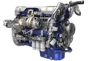 Volvo Truck Diesel Engines The New Volvo D13 With Turbo Compounding Pushes Technology