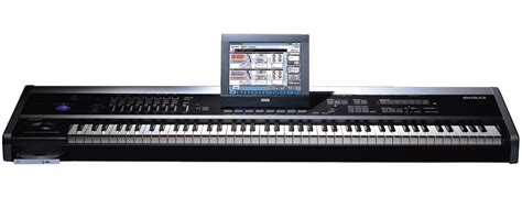 Keyboard Korg Oasys korg oasys 88 key product specs and info