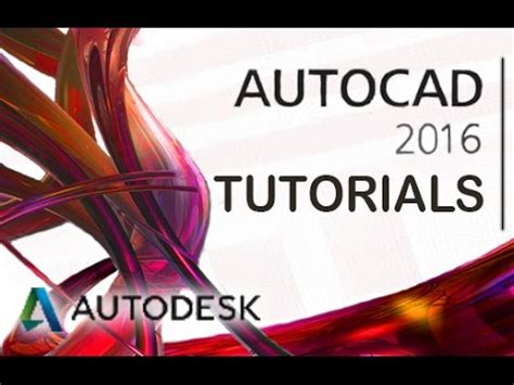tutorial autocad 2016 youtube autocad 2016 tutorial for beginners complete youtube