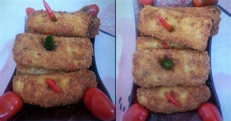 Pedro 703 1 Bahan Kulit Halus roti tawar isi daging 685 resep cookpad