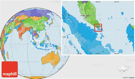 loyang loko 3d by cast flag location map of singapore political outside
