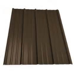 metal sales 10 ft classic rib steel roof panel in
