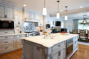 pictures of kitchen ideas custom kitchen cabinets kitchen designs great neck island