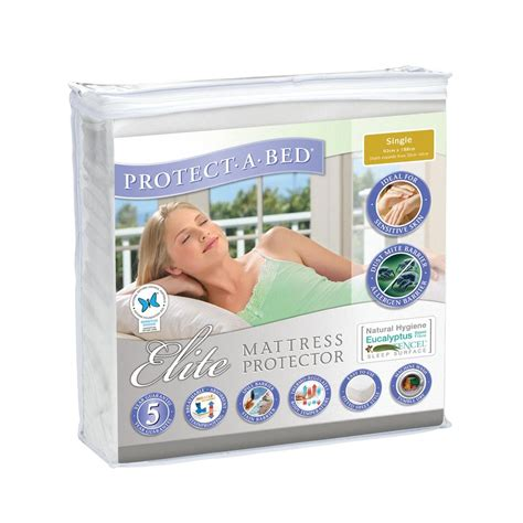 protect a bed mattress cover protect a bed elite mattress protector