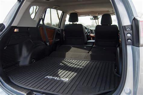 Toyota Rav4 Cargo Space Comparison Test 2017 Honda Cr V Vs 2017 Toyota Rav4 Ny