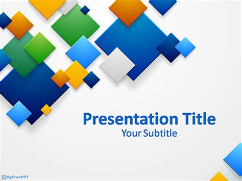Free Futuristic Powerpoint Templates Myfreeppt Com Free Abstract Powerpoint Templates