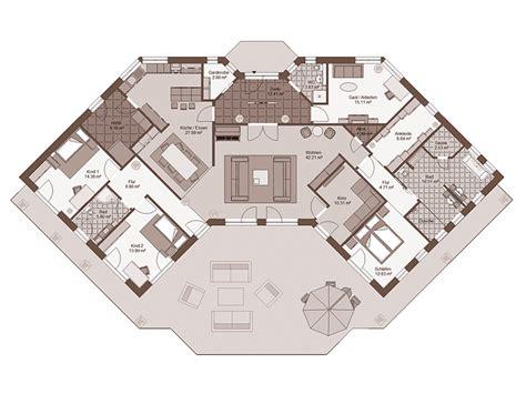 bungalow bauen grundriss geno livingsstar 4 winkelbungalow haus grundriss