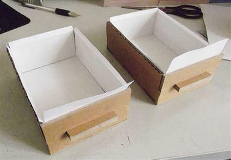 Rak Plastik 12 Kotak cara membuat rak alat tulis dari kotak yang cool