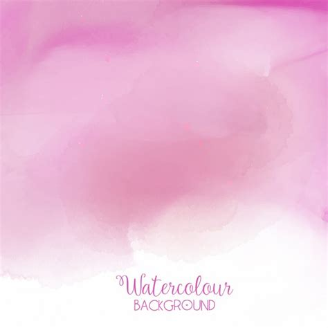 and pink pink watercolour background vector free