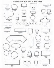 furniture floor plan template pdf plans free printable furniture templates for floor