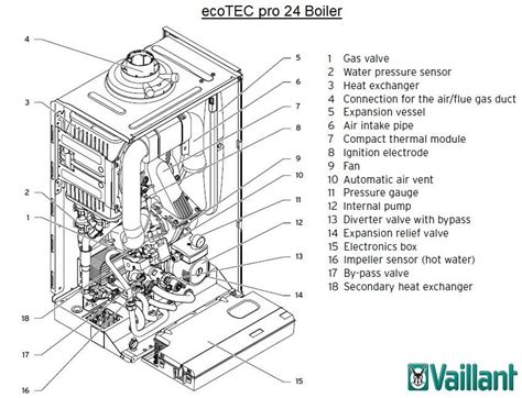 wiring diagram for vaillant ecotec plus diagram
