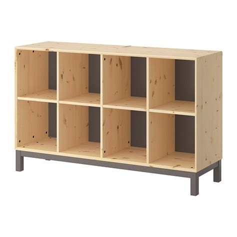 Superbe Buffet Salle A Manger Ikea #4: nornas-meuble-bas-gris__0255342_PE399448_S4.JPG