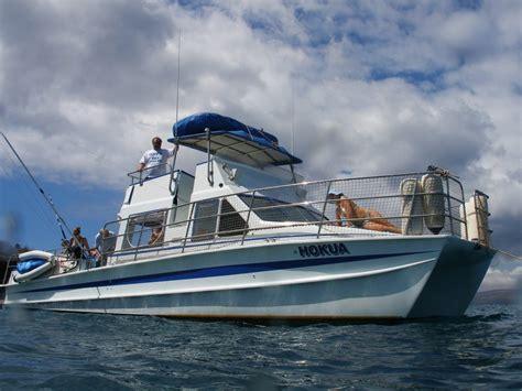 hoku boats aloha blue charters enjoy the maui s best ocean