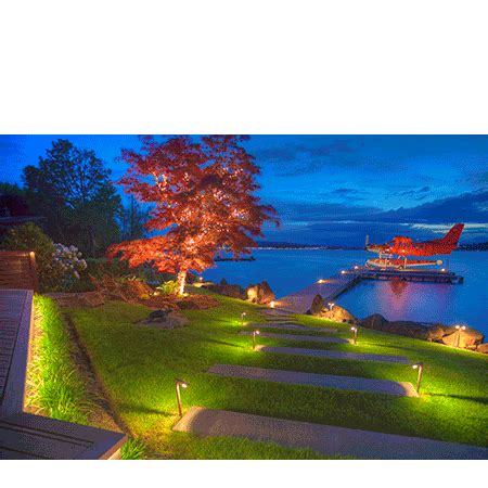 about our landscape lighting company designed