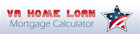 va home loan mortgage calculator calculate total va