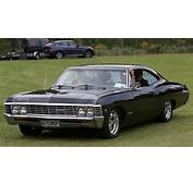 CHEVROLET IMPALA 1967  No Not The Sopranos Arriving In Tow