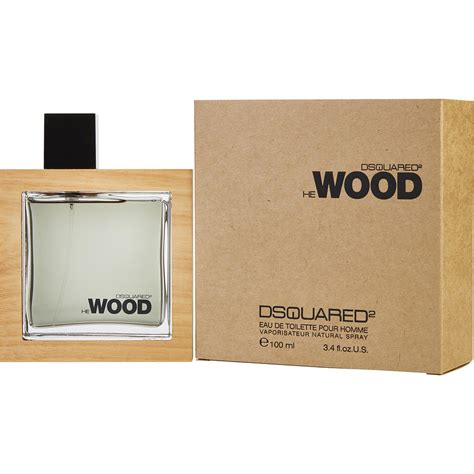 Parfum Dsquared2 He Wood Edt 100ml Original he wood eau de toilette fragrancenet 174