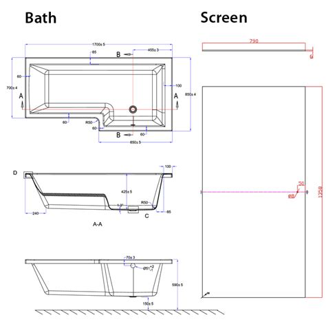 l shape bath coupled toilet basin sink complete