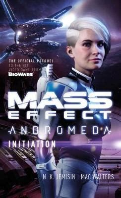mass effect initiation mass effect andromeda books mass effect initiation mass effect wiki fandom