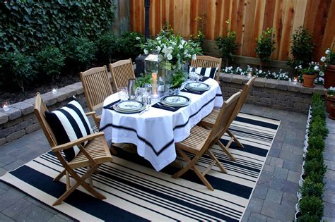 10 X 10 Deck Rug by 10x10 Outdoor Rug Patio Traditional With Black And White