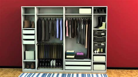 R Closet by Pax Todas Las Posibilidades De Organizaci 243 N De Cl 243 Sets