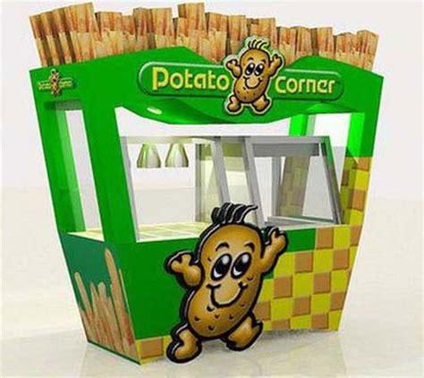 Letter Of Intent Kiosk Potato Corner Franchise