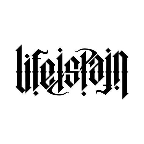 45 ambigram tattoos designs amp meanings for men amp women
