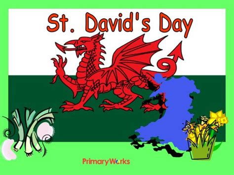 Church For St Davids Day by St David S Day Assembly