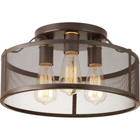 swing collection progress lighting swing collection 3 light antique bronze