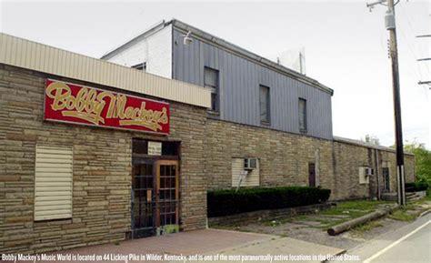 Mackeys Crab House by Go Inside Bobby Mackey S Kentucky Nightclub One Of The