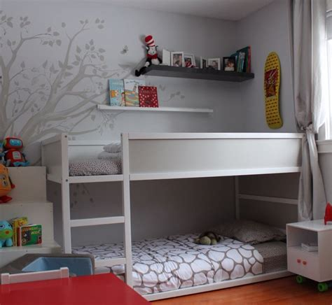 room beds 35 cool ikea kura beds ideas for your kids rooms digsdigs