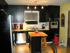 black cabinet kitchen ideas black kitchen ideas terrys fabrics s