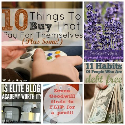 Thursday Three Are Doing It For Themselves by Thrifty Thursday Link 46