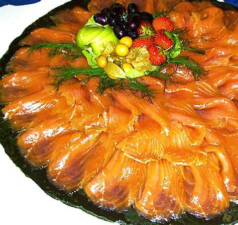 Lachs Platte Anrichten by Partyservice Bruchsal Kalte Platten Und Warme