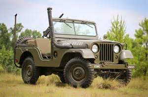 1952 Jeep Willys 1952 Willys M38a1 Jeeps