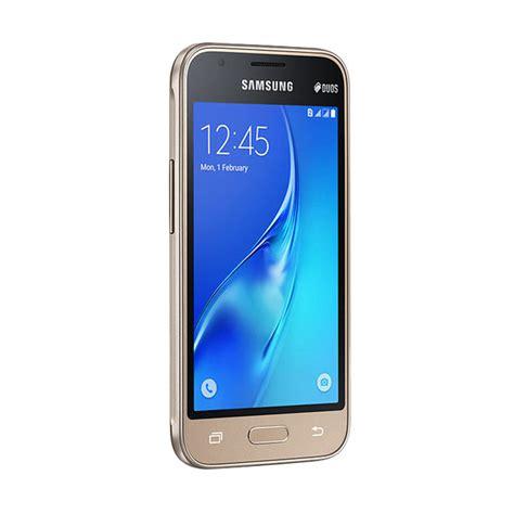 Samsung J1 Mini Smartphone Gold jual samsung galaxy j1 mini sm j105f smartphone gold